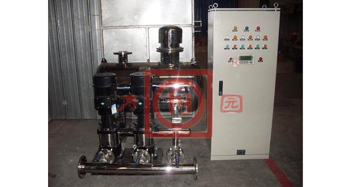 Wasser stablization System