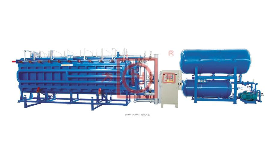 EPS Block Moulding Machine-Typical-SPB200-800-DZ-DF