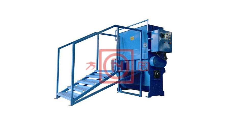 Crusher - EPS recycling system