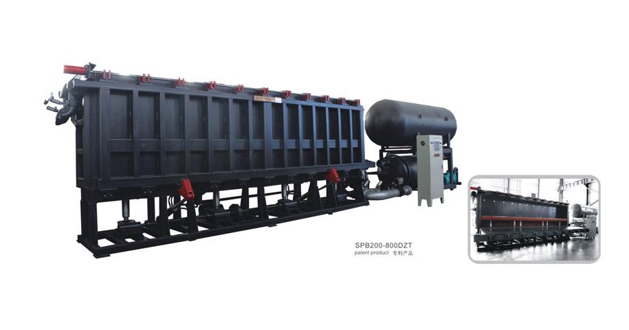 EPS Block Molding Machine -Adjustable-SPB200-800DZT-LZT-DFT-LFT
