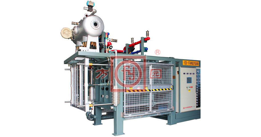 EPS Automatic Shape Moulding Machine with Vacuum-High-efficiency-SPZ100-200E