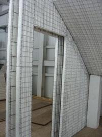 Wire Mesh Panel 3d Wire Mesh Panels Outer Wall